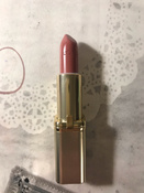 """L'Oreal Paris Губная помада """"Color Riche"""" Коллекция True Nudes, сатиновый оттенок Дженнифер Лопес #8, Гордеева О."""