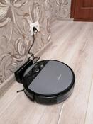 Робот-пылесос  Samsung  VR05R503PWG/EV, серый #4, Анастасия К.