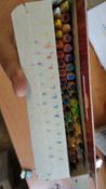 Набор карандашей акварельных MONDELUZ, 36 цв #60, Анастасия Г.
