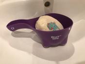 Ковш детский для мытья головы и купания DINO SCOOP от ROXY-KIDS, цвет фиолетовый #14, Анна Н.