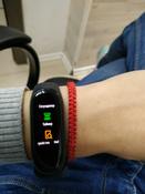 Фитнес-браслет Xiaomi Mi Band 4, черный #2, Татьяна Ш.