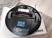 Робот-пылесос  Samsung  VR05R503PWG/EV, серый #5, Анастасия К.