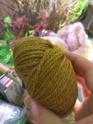 Пряжа для вязания Schachenmayr Originals Alpaca Classico, золотистый (00022), 90 м, 50 г #1, Екатерина А.