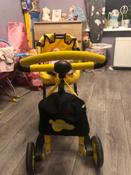 Детская игрушечная прогулочная коляска-трансформер Buggy Boom для кукол Aurora 9005 12-в-1 с люлькой-переноской #15, Anna T.