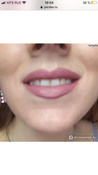 Ультрастойкая губная помада L'Oreal Paris Infaillible Les Macarons, оттенок 818, Dose Of Ros  #13, Софья М.