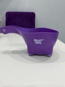 Ковш детский для мытья головы и купания DINO SCOOP от ROXY-KIDS, цвет фиолетовый #11, Оксана С.