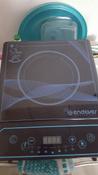 Индукционная Настольная плита Endever IP-26, черный #14, Инна Б.
