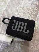 Портативная акустическая система JBL Go 3, черный #3, Айгуль Ф.