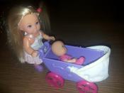 Simba Кукла Еви в платье с малышом #1, Анна В.