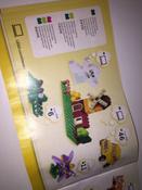 Конструктор LEGO Classic 10696 Набор для творчества среднего размера #210, Маргарита Бо
