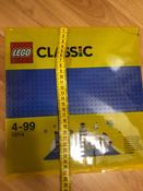 Конструктор LEGO Classic 10714 Синяя базовая пластина #1, *** Lida