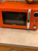 Микроволновая печь Tesler ME-2055, Orange #13, Ольга Т.