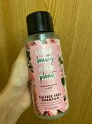 Love Beauty&Planet Цветущий цвет шампунь для волос, бессульфатный, 400 мл #4, Мария Б.