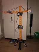Dickie Toys Башенный кран Mega Crane #1, Елена Д.