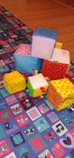 Мякиши Развивающая игрушка Умные Кубики #4, Анна К.