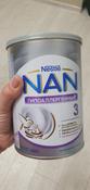 Молочко NAN 3 OPTIPRO гипоаллергенное, для здоровых детей, с 12 месяцев, 400 г #13, Елизавета М.