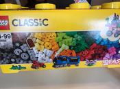 Конструктор LEGO Classic 10696 Набор для творчества среднего размера #12, smirnov a.