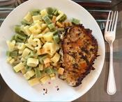 Dalla Costa Алфавит без яиц со шпинатом и томатом, 250 г #6, Виктория