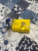 Ингалятор Omron NE-C24 Kids компрессорный небулайзер #7, Светлана Ручкина