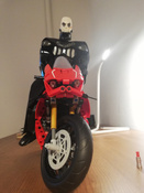 Конструктор LEGO Technic 42107 Ducati Panigale V4 R #8, максим д.