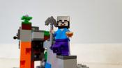 Конструктор LEGO Minecraft 21141 Пещера зомби #10, Никита А.