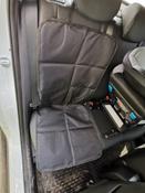 Накидка защитная под детское автокресло Comfort Address, с высокой спинкой #15, Денис Ж.