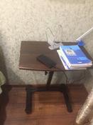 Столик/подставка для ноутбука UniStor на колёсиках, 60х40х84 см #10, Арнак Абгарян