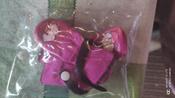 Носки для собак БАРБОСки с высоким латексным покрытием, фиолетовый, размер 1 #4, Миклашевская Лариса Ивановна