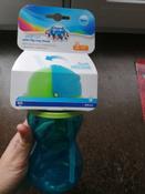 Canpol Babies Поильник с трубочкой от 12 месяцев цвет синий 370 мл #1, Алёна В.