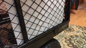 Тележка садовая на 4 колесах Westman 350 железная с откидными бортами, модель 2020 года #2, Максим Л.
