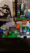 Конструктор LEGO Minecraft 21141 Пещера зомби #11, Светлана Ч.