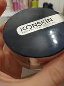 ICON SKIN Пудра минеральная матирующая для лица. 100% натуральная. Ночная. Для жирной и пробл. кожи. Проф уход #10, Кристина Л.