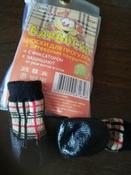 Обувь для собак БАРБОСки Носки для прогулки, клетка, размер XXS #2, Лилия Р.
