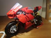 Конструктор LEGO Technic 42107 Ducati Panigale V4 R #14, максим д.