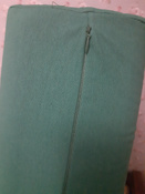 Массажный акупунктурный валик-аппликатор Ipplikator, зеленый, 38 х 15 см. #7, Кырлиг А.