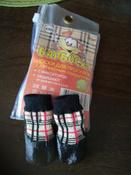 Обувь для собак БАРБОСки Носки для прогулки, клетка, размер XXS #1, Лилия Р.