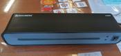 Ламинатор бумаги пакетный L460 для дома и офиса, формат А4, толщ. пленки 1 сторона 75-125 мкм, скорость 30 см/мин, для горячего ламинирования, Brauberg #7, Анастасия Д.