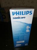 Электрическая зубная щетка Philips Sonicare EasyClean HX6512/59, с дорожным футляром и двумя насадками  #5, Балабанова Ольга