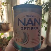 Смесь NAN 3 OPTIPRO, для роста, иммунитета и развития мозга, с 12 месяцев, 800 г #14, Анастасия В.
