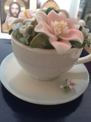 Композиция Pavone чаша Весенние цветы, 106063 #5, Анжелика К.