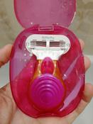 Gillette Venus Сменные кассеты для бритья, 4 шт #14, Вика Ф.