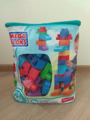 Mega Bloks First Builders Конструктор Big Builder Bag #15, Елена Т.