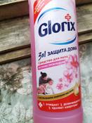 Средство для мытья пола 3в1 Glorix Весеннее пробуждение, 1 л #15, Ольга Г.
