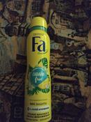 FA Дезодорант аэрозоль Ритмы Острова Гавайи Fun, 150 мл #15, Алина Х.