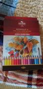 Набор карандашей акварельных MONDELUZ, 36 цв #117, Корепанова Елизавета
