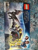 Конструктор LEGO Harry Potter 75951 Побег Грин-де-Вальда #3, Елена С.