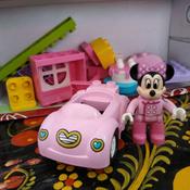 Конструктор LEGO DUPLO Disney 10873 День рождения Минни #14, Анна