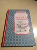 Чудесное путешествие Нильса с дикими гусями #135, Светлана Г.