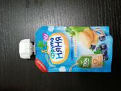 Фрутоняня пюре яблоко, черника печенье с 6 месяцев, 90 г #138, Кристина К.