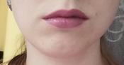"""Губная помада-тинт для губ L`Oreal Paris Rouge Signature, матовый, оттенок 105, """"Я управляю"""", розовый #12, Елена Ш."""